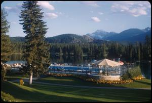 Primary view of object titled 'Jasper Park Lodge'.