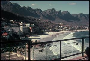 Primary view of object titled 'Cape Town's beaches'.