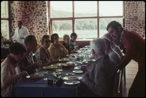 Primary view of object titled 'Lunch with the Zichners'.