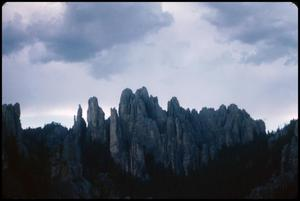 Primary view of object titled 'Needles highway'.