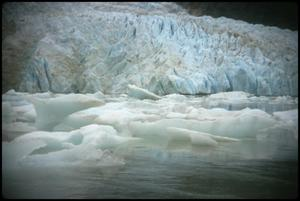 Primary view of object titled 'Serrano Glacier'.