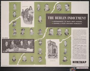 Newsmap for the Armed Forces : the Berlin indictment