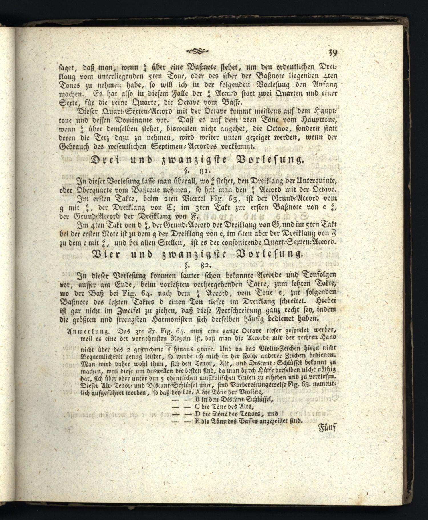 Grundsätze des Generalbasses als erste Linien zur Composition ...