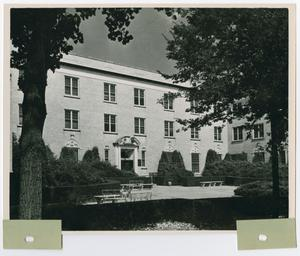 Primary view of object titled '[Terrill Hall, 1951]'.