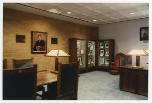 Primary view of object titled '[Sarah T. Hughes Reading Room]'.