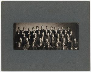 Primary view of object titled '[Kendall-Bruce Literary Society, 1905-1906]'.