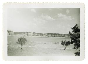Primary view of object titled '[Possum Kingdom view]'.
