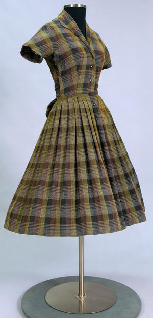Primary view of object titled 'Shirt Dress'.