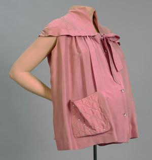 Primary view of object titled 'Maternity Blouse'.