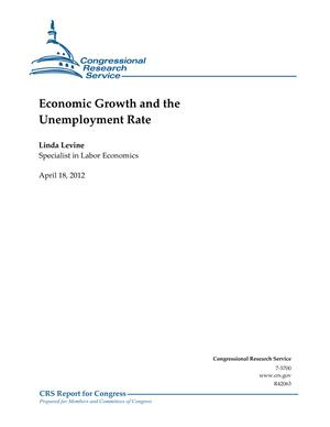 Economic Growth and the Unemployment Rate