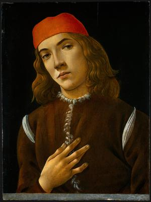Primary view of Portrait of a Youth