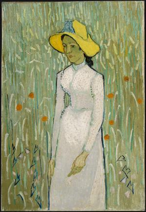 Primary view of Girl in White