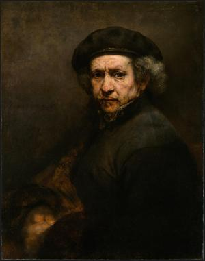 Primary view of Self-Portrait