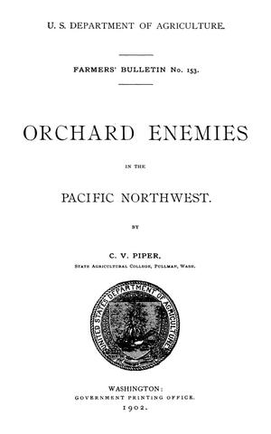 Primary view of Orchard Enemies in the Pacific Northwest