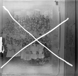 Primary view of [North Texas Normal College student body May 1895]