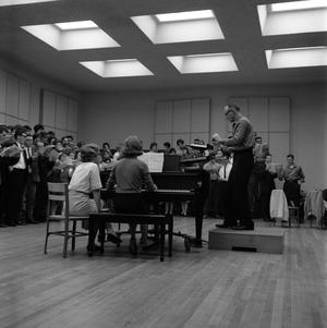 Primary view of object titled '[North Texas State University Grand Chorus 1961]'.