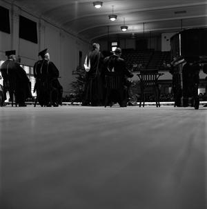 Primary view of object titled '[Commencement 1962]'.