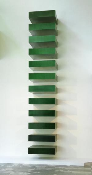 Primary view of object titled 'Untitled (Stack),'.