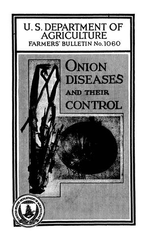 Primary view of object titled 'Onion Diseases and Their Control'.