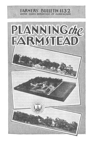 Primary view of object titled 'Planning the Farmstead'.