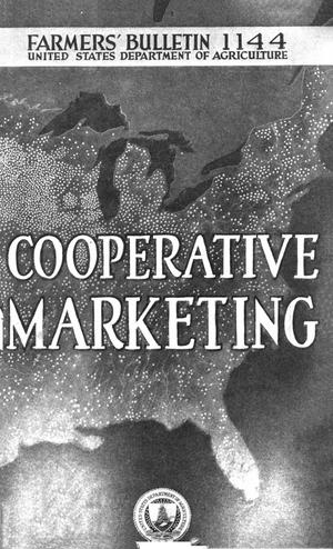 Primary view of Cooperative Marketing