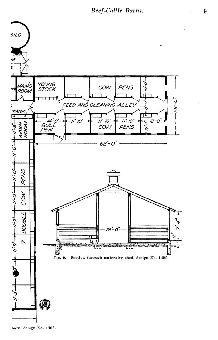 Small Beef Cattle Barn Designs Quotes