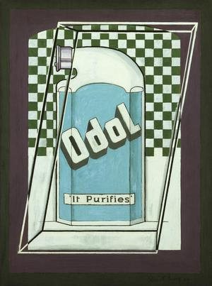 Primary view of object titled 'Odol'.
