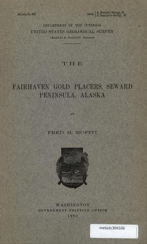 Primary view of The Fairhaven Gold Placers, Seward Peninsula, Alaska
