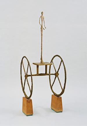 Primary view of object titled 'Chariot'.