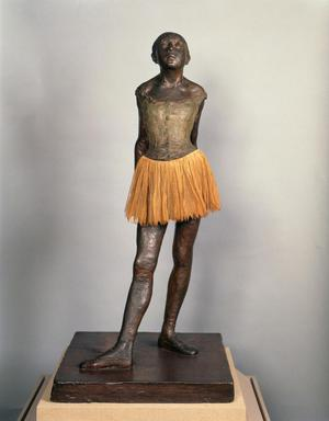 Primary view of object titled 'Little Dancer Aged Fourteen'.