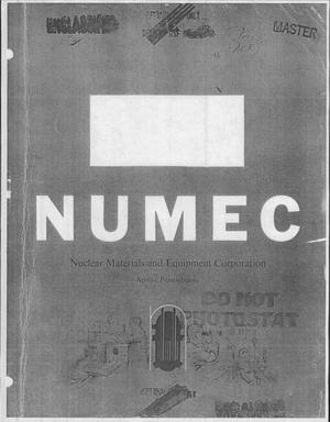 Primary view of object titled 'FINAL REPORT ON COATING FUEL ELEMENTS , NOVEMBER 15, 1958 THROUGH NOVEMBER 14, 1959'.