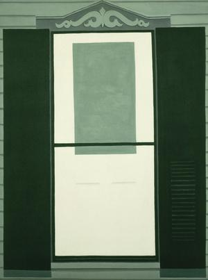 Primary view of object titled 'Lake George Window'.