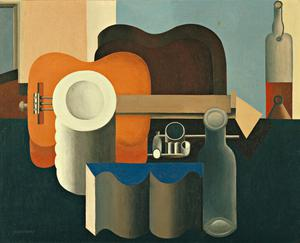 Primary view of object titled 'Still Life'.
