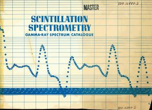 Primary view of object titled 'SCINTILLATION SPECTROMETRY. GAMMA-RAY SPECTRUM CATALOGUE. 2nd Edition. Volume 2 of 2'.