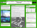 Thumbnail image of item number 1 in: 'Mercury Pollution: Analysis of Public Policies Regulating Production'.