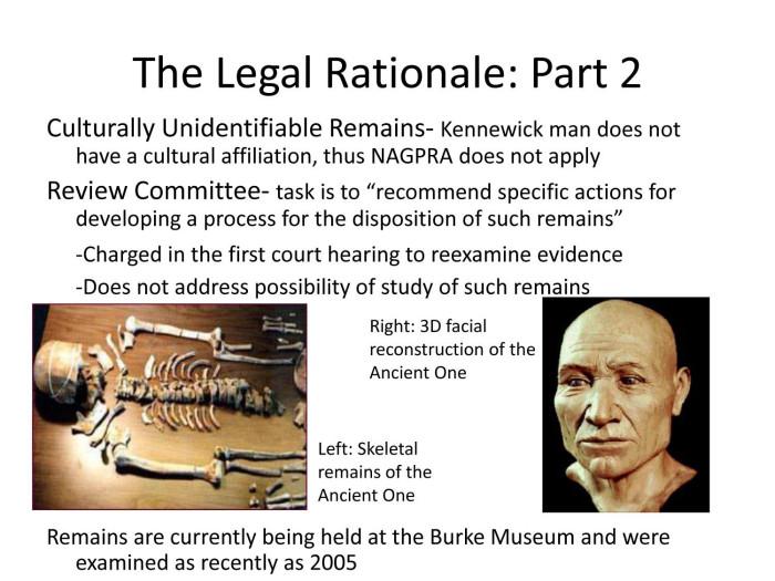 "Kennewick Man"" - Nine Thousand Year Old Skeleton Awaits Official ..."