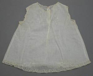 Primary view of object titled 'Infant's Slip'.