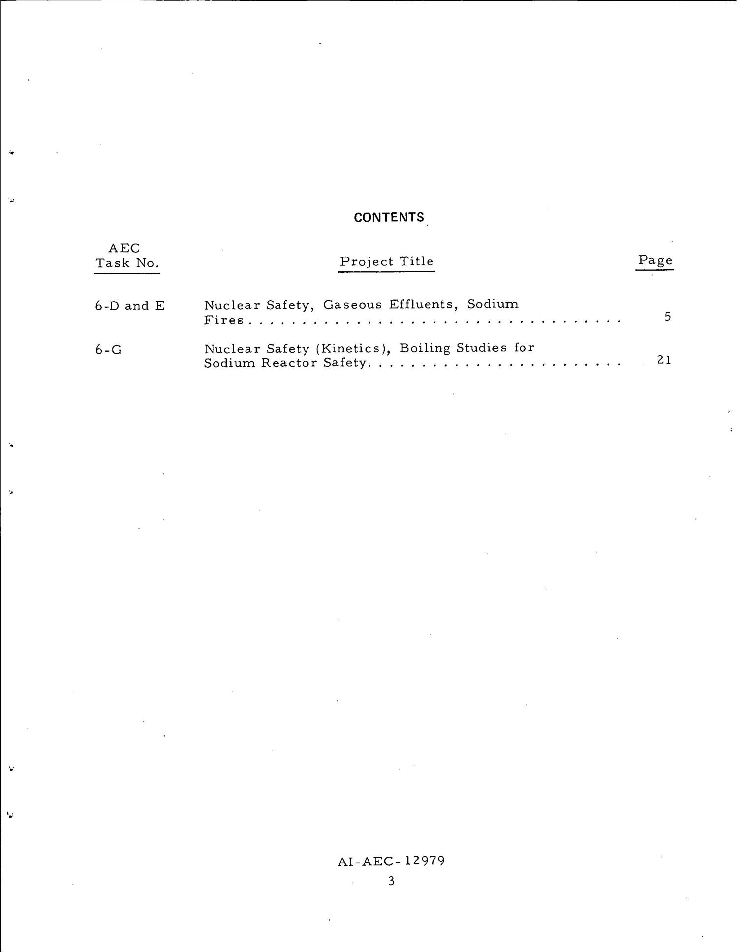 LMFBR SAFETY PROGRAMS. Quarterly Technical Progress Report, July-- September 1970.                                                                                                      [Sequence #]: 7 of 44