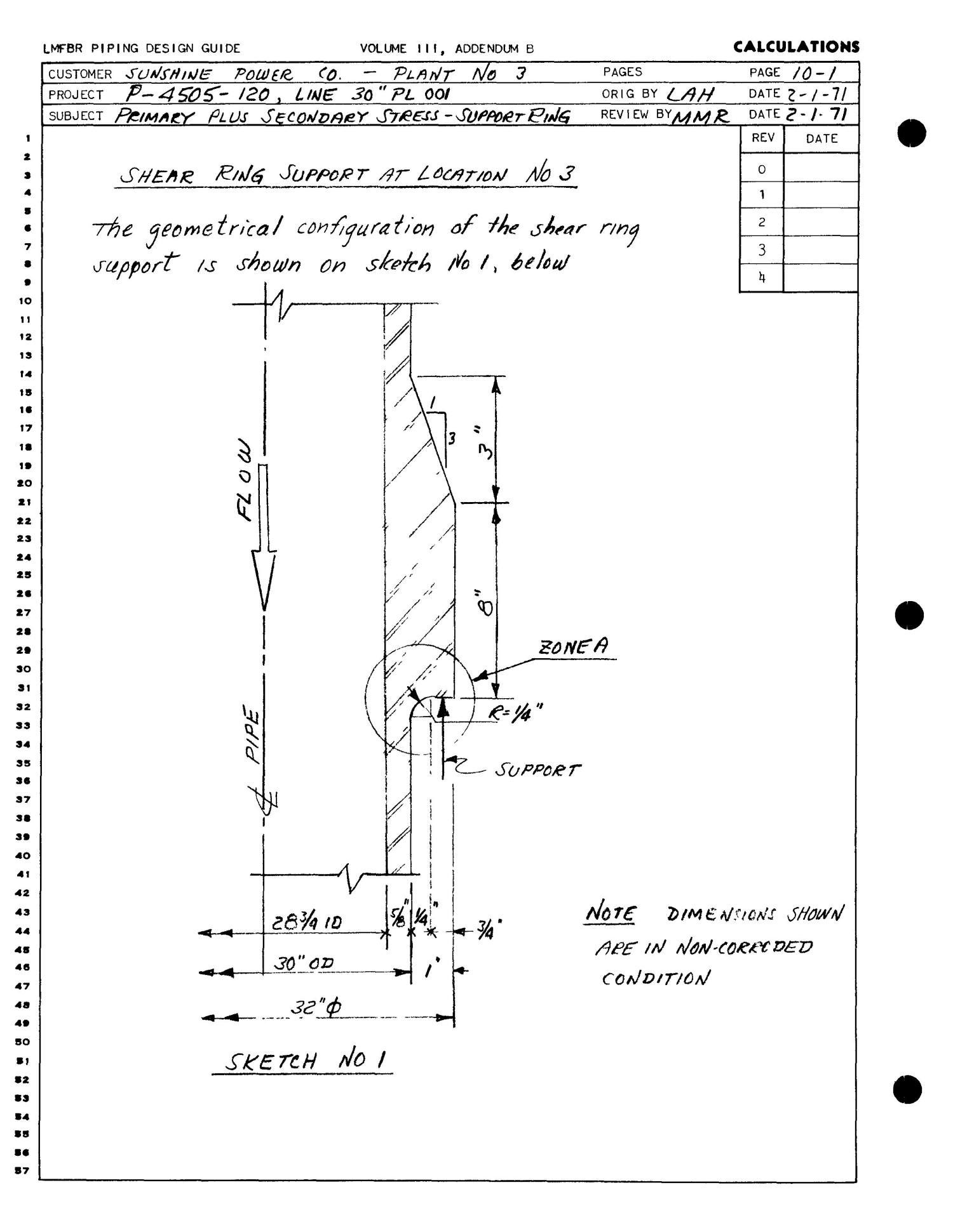 DESIGN GUIDE FOR LMFBR SODIUM PIPING  - Page 797 of 835 - Digital