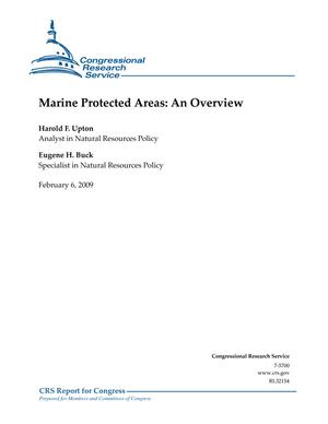 Marine Protected Areas: An Overview
