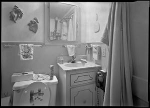 Primary view of object titled '[Mamie's bathroom]'.