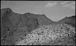 Primary view of object titled '[Mountain landscape'.