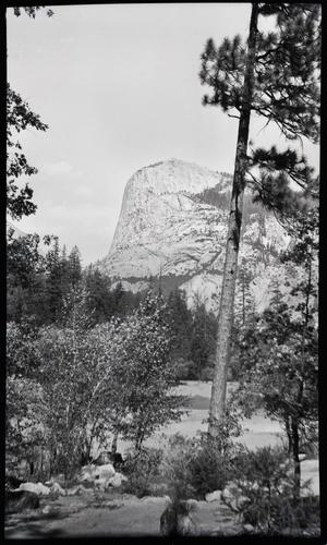 Primary view of object titled '[El Capitan at Yosemite National Park]'.