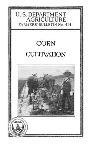 Primary view of object titled 'Corn Cultivation'.