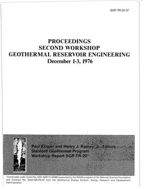 Primary view of object titled 'Modelling Heat Transfer and Rock Deformation Processes in Geothermal Systems'.