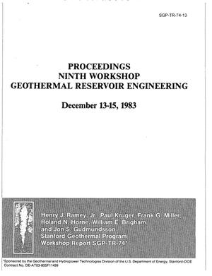 Primary view of object titled 'Reservoir Engineering Aspects of the Philippines Geothermal Developments in Leyte and Southern Negros'.