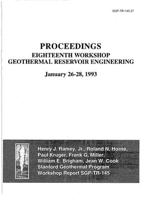 Primary view of object titled 'Energy policy act of 1992 opens doors for independent geothermal power producers'.