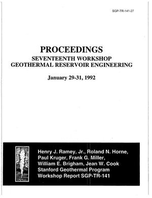 Primary view of object titled 'Production diagnostics of geothermal wells by means of a computerized expert system'.