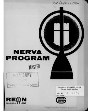 Primary view of object titled 'SNPO review of the REON safety program for contract year 1964'.