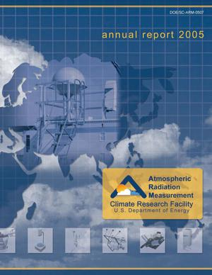 Primary view of object titled 'ARM Climate Research Facility Annual Report 2005'.